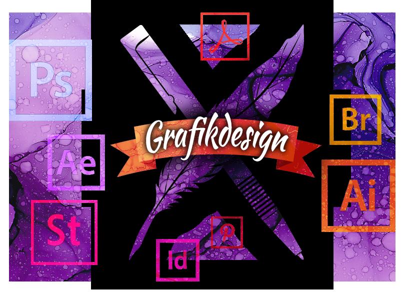 Grafikdesign - Logodesign, Printdesign, Screendesign, Werbebanner und Inserate