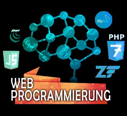 Webprogrammierung - PHP-Scripts, Cronjobs, individuelle CMS-Masken, Automatisierung