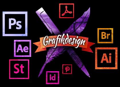 Grafikdesign - Logodesign, Printdesign, Screendesign, Werbeanzeigen
